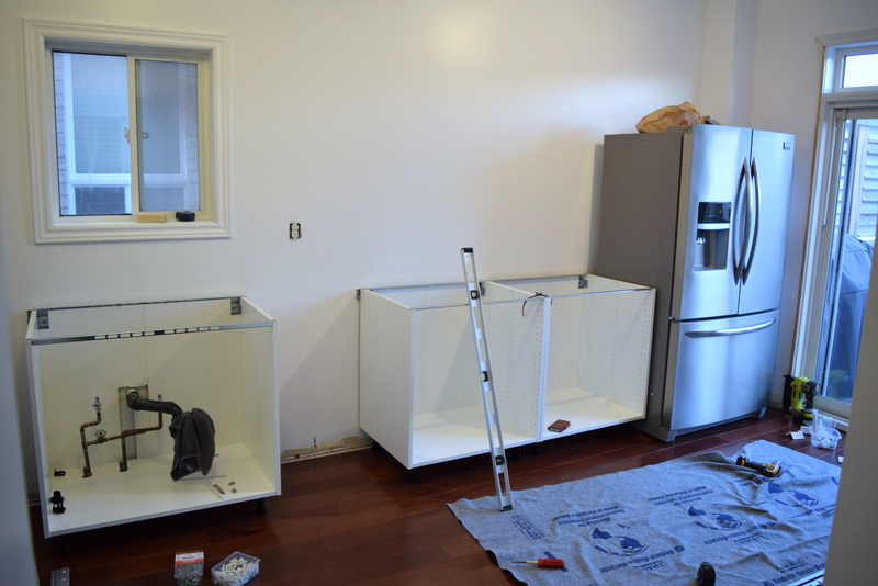 Hanging your IKEA SEKTION railing (10)