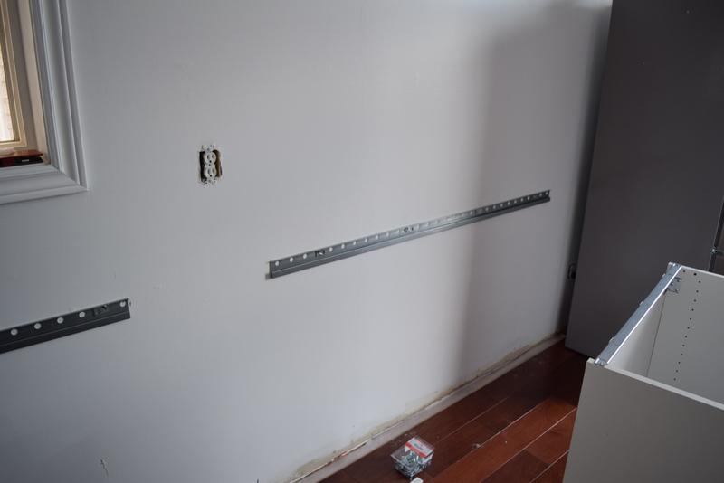 Hanging your IKEA SEKTION railing (3)