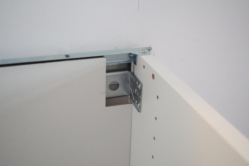 Hanging your IKEA SEKTION railing (7)