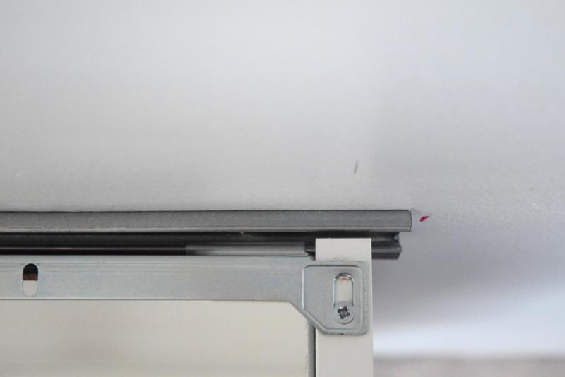 Hanging your IKEA SEKTION railing (8)