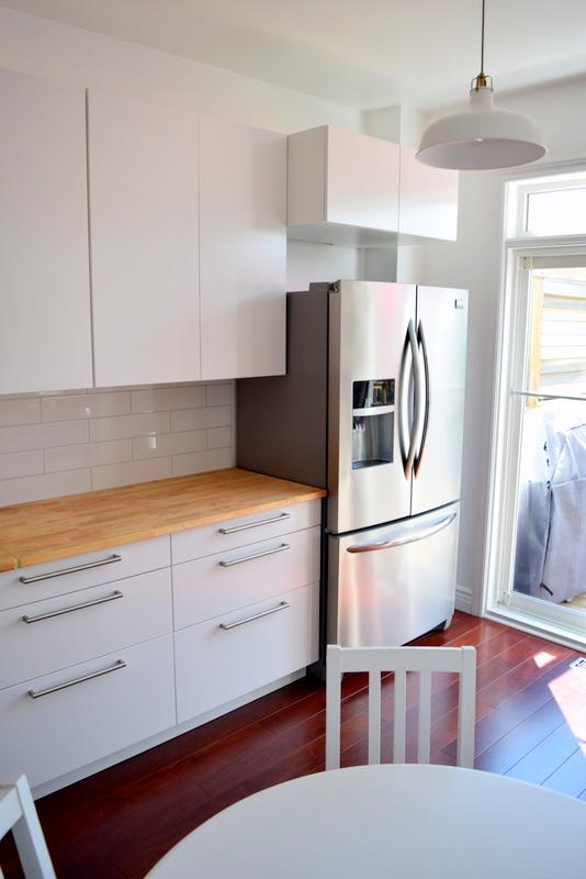 Frigidaire Gallery Refrigerator Counter Depth