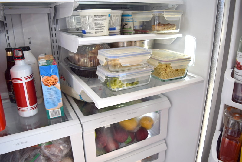 Frigidaire Gallery Refrigerator Inside View (4)