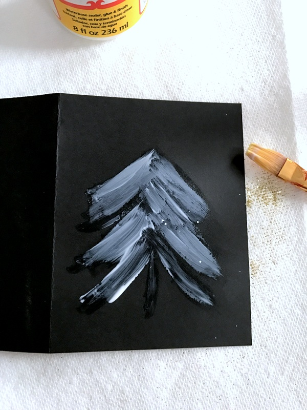 how-to-make-glitter-christmas-cards-step-1
