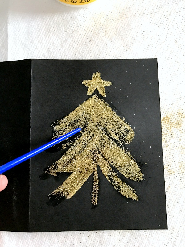 how-to-make-glitter-christmas-cards-step-4