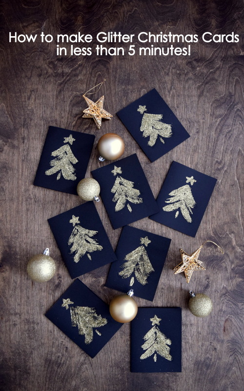how-to-make-glitter-christmas-cards-in-less-than-5-minutes