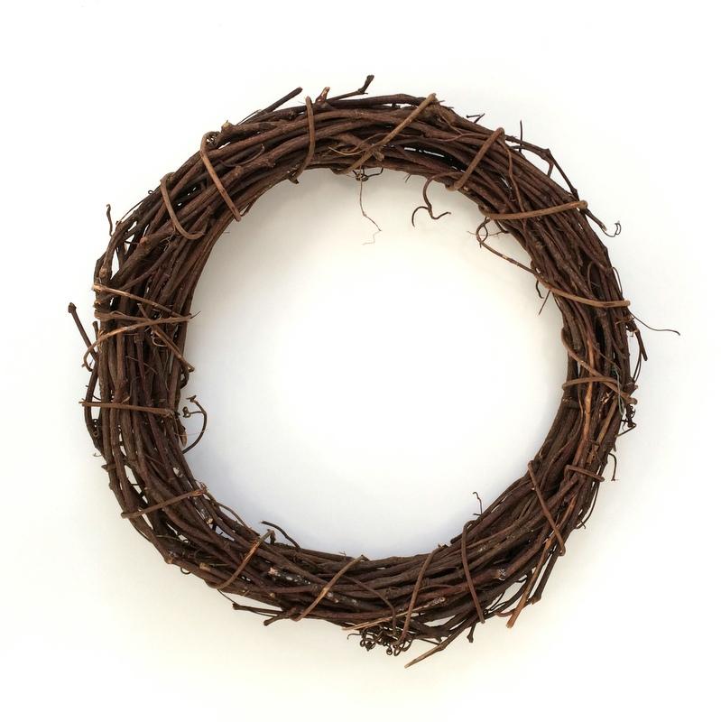 wreath-form